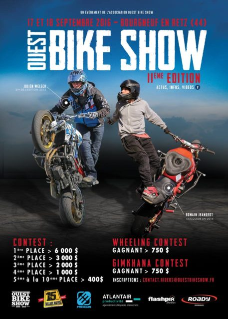 Ouest Bike SHow 2016