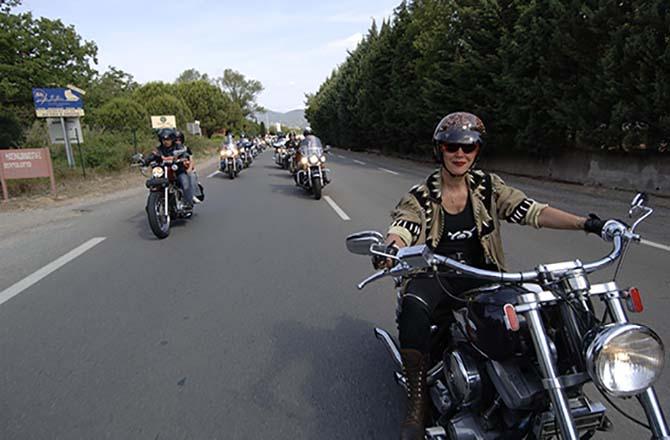 rassemblement motard
