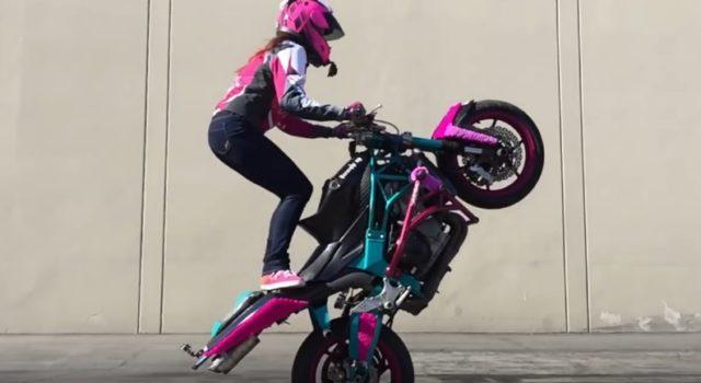 Interview Stunt avec Robyn Stunts