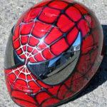 casque-moto-spiderman