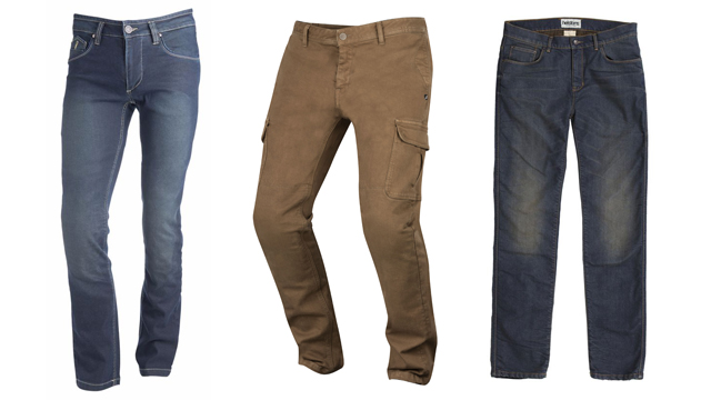 Jeans Moto Kevlar