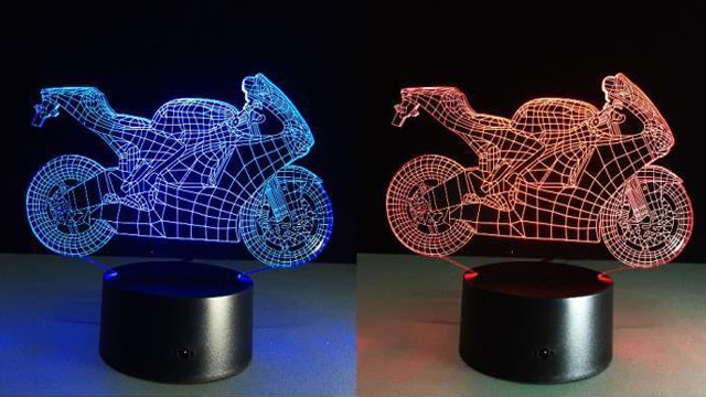 lampe moto