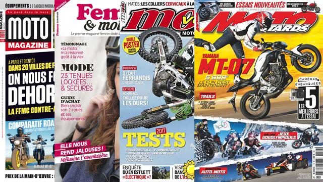magazine moto