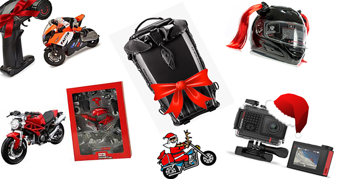 top 25 des meilleurs cadeaux de no l des motards france stunt media. Black Bedroom Furniture Sets. Home Design Ideas