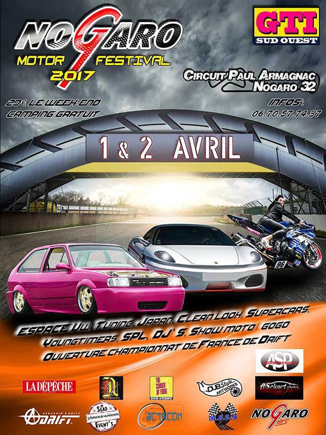 nogaro motor festival