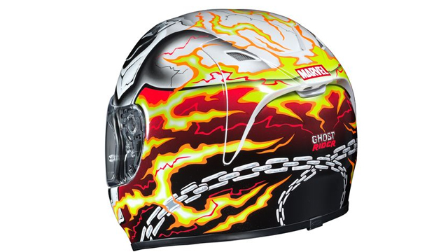 casque ghostrider