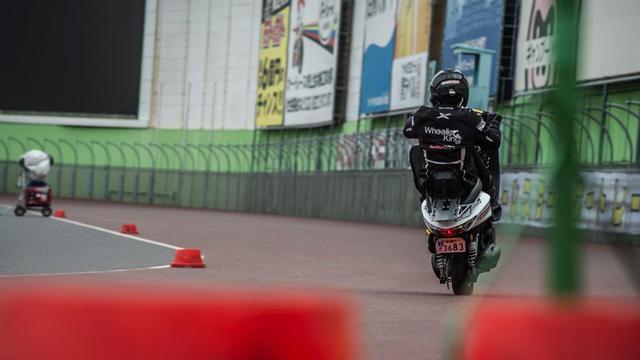 wheeling king japan