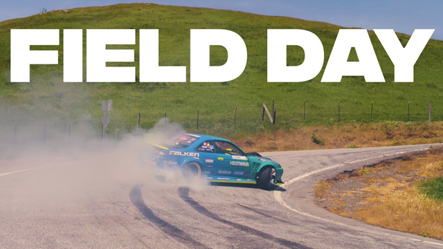 Drift Field day
