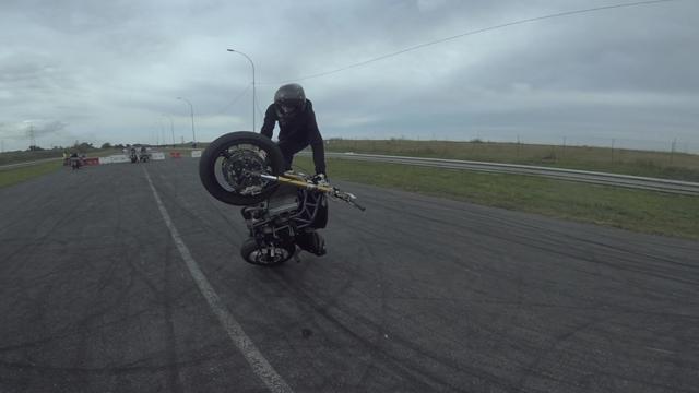 Bordeaux Stunt