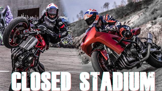 closed stadium