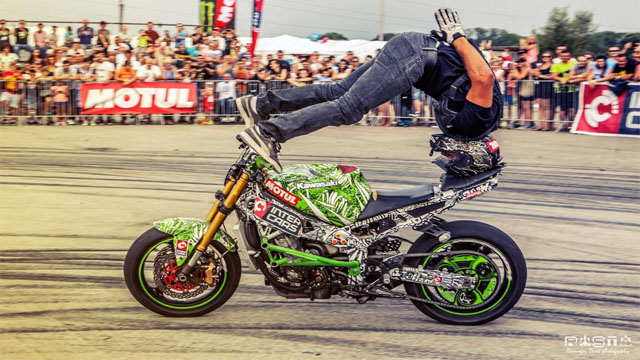 Matija stunt rider