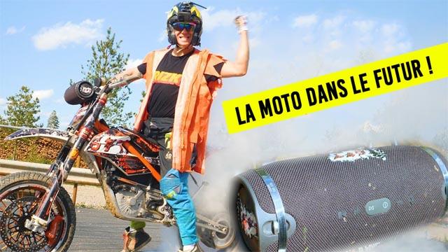 futur de la moto
