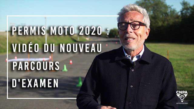 permis moto 2020