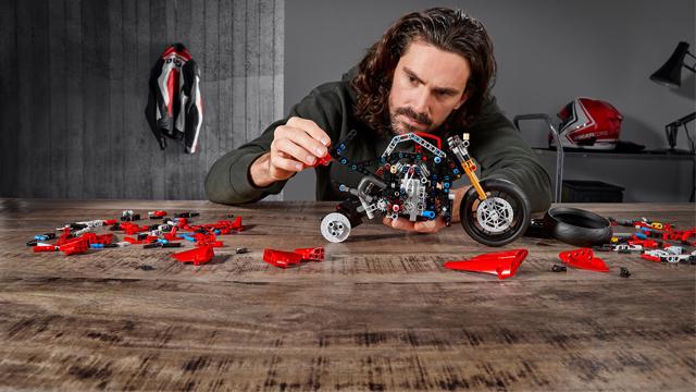 Lego Ducati panigale