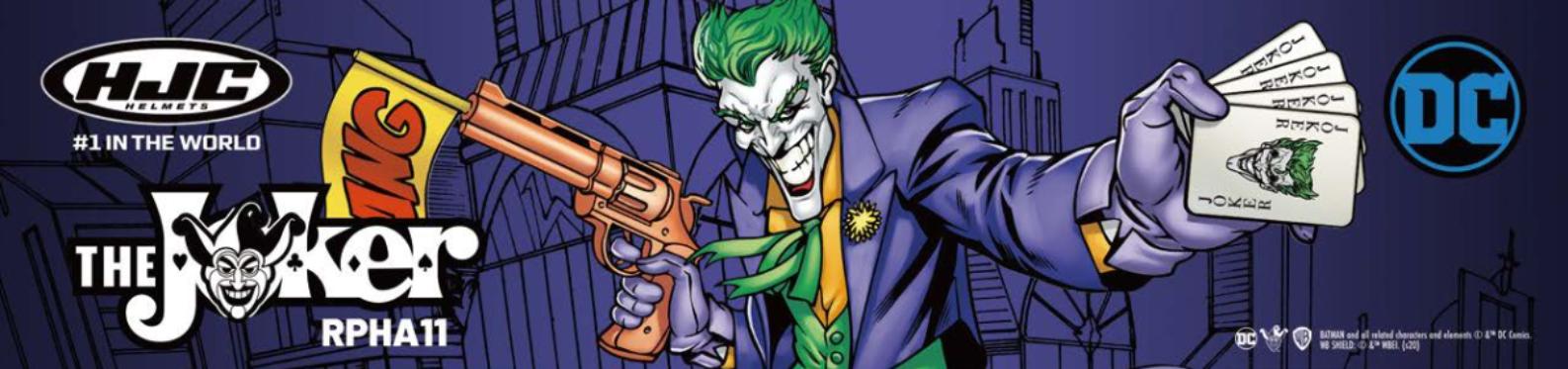 casque joker