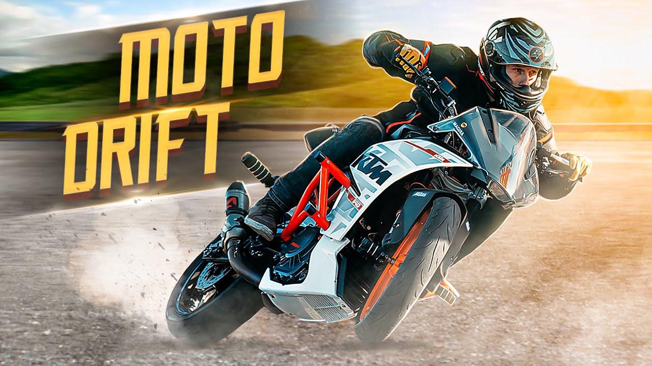 Drift moto